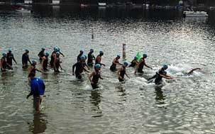 Middle O' Mitt Triathlon